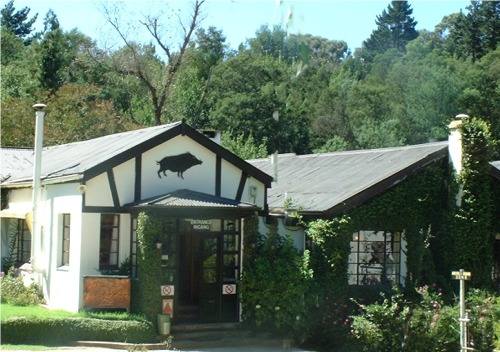 Hogsback Inn Restaurant and Pub
